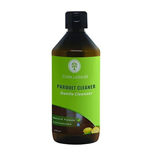 Detergente concentrato per parquet cura lignum | 500ml | per parquet da interno ed esterno | pulizia e cura professionale dei pavimenti in legno