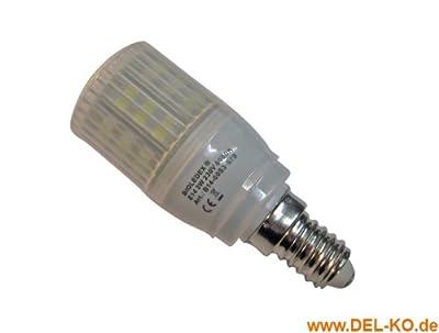 Bioledex LED Kühlschranklampe-/ Kühlschrankbirne E14 3 W 200 Lm, kaltweiß B14-00S3-579 von Bioledex - Lampenhans.de