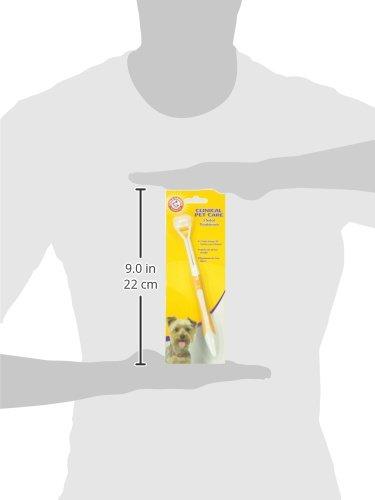 Arm & Hammer Zahnbürste für Hunde, dreiseitig - 5