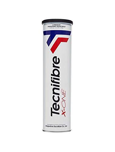 Neue Tennisbälle von TECNIFIBRE X-ONE 4 er Dose - Tecnifibre Tennisbälle