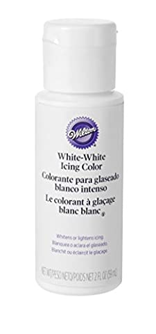 Wilton Icing Colour White 59 ml (Pack of 2)