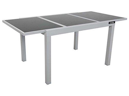 Tavoli Allungabili Per Giardino.Tavolo Da Giardino Allungabile In Alluminio Tropic 8 Phoenix