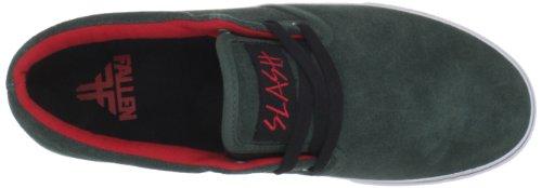 Fallen THE EASY 41070056, Chaussures de skateboard mixte adulte Marron