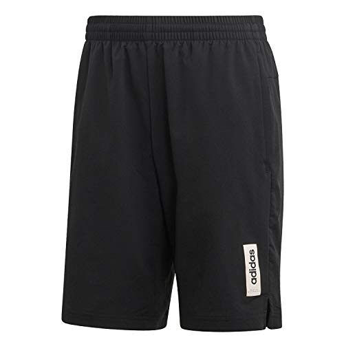 Adidas Gym Shorts (adidas Performance Brilliant Basics Trainingsshort Herren schwarz, XL)