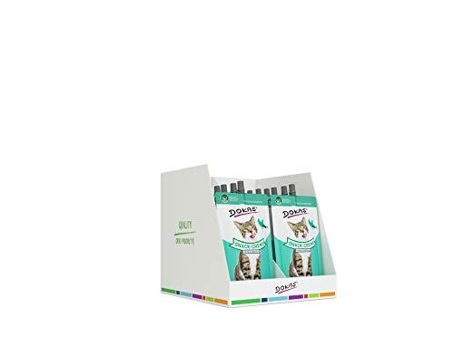 DOKAS-Snack-Creme-mit-Huhn-Cremiger-Premium-Snack-fr-Katzen-Ideal-als-Topping-oder-zur-Belohnung