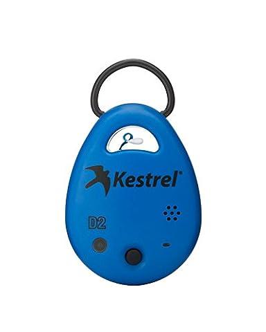 Kestrel Drop D2sans fil Température et humidité Enregistreur de données Taille unique bleu