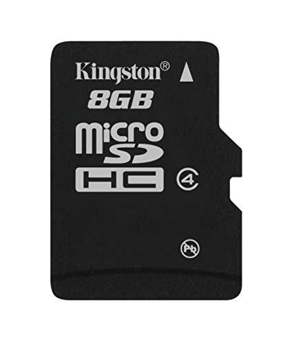8GB Micro SD Class 4 Simple PaFlash Memory