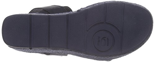 G-STAR RAW Damen Torron Sandal Grau (chambray 3735)