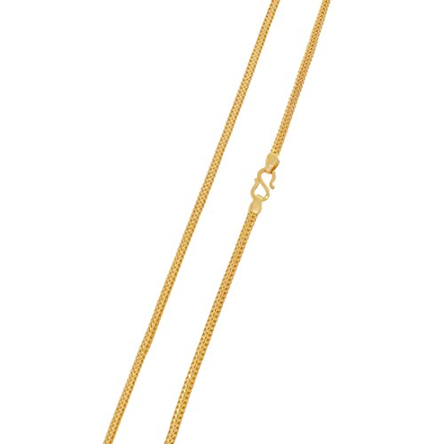 5 Off On Kalyan Jewellers 22kt Yellow Gold Chain For