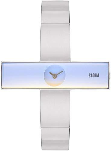 Storm Reloj los Mujeres Crosstella Ice Blue 47371/IB