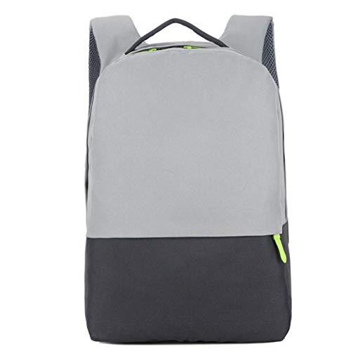 DDLONY Schulrucksack Freizeit Rucksack Business Laptop Bag Wasserdicht Erwachsene Taktischer Reiserucksack Outdoor Grau