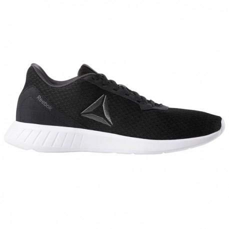 Reebok Lite, Zapatillas de Running para Hombre, Black/White/Cold Grey7r 000, 42.5 EU