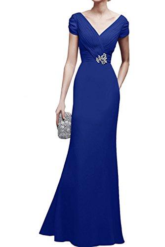 Ivydressing -  Vestito  - Astuccio - Donna blu royal