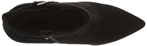 Belmondo  7032180, Bottes Classics courtes, doublure froide femmes Noir - Noir