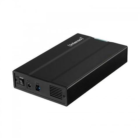 Intenso Memory Box 2TB externe Festplatte (8,9 cm (3,5 Zoll), 5400rpm, 32MB Cache, USB 3.0) schwarz (Intenso Memory)
