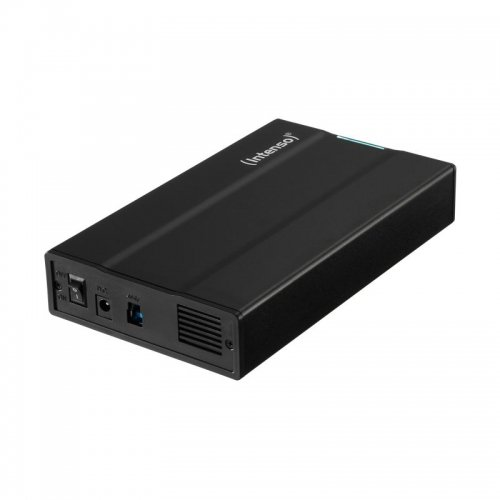 Intenso Memory Box 2TB externe Festplatte (8,9 cm (3,5 Zoll), 5400rpm, 32MB Cache, USB 3.0) schwarz