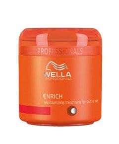 Wella Professionals Enrich Moisturising Treatment Coarse 500ml