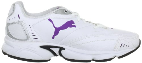 Puma - Xenon Tr Sl Wn'S, Sneakers da donna Bianco (Weiss (white-bright violet-silve 03))