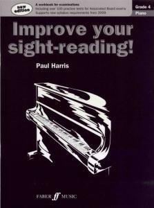 Paul Harris: Improve Your Sight-Reading! - Grade 4 Piano (New Edition)