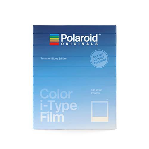 Polaroid Originals - 4927 - Sofortbildfilm Farbe i-Type Summer Blue