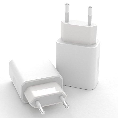 Dual USB de alimentación esorio enchufe adaptador de corriente USB 3,0 A...