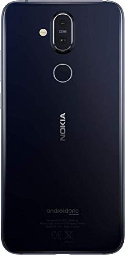Nokia 8.1 (Blue, 6GB RAM, 128GB)