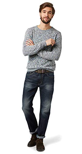 TOM TAILOR Herren Jeans Trad Relaxed Fit Blueblack (84) 29/32 -