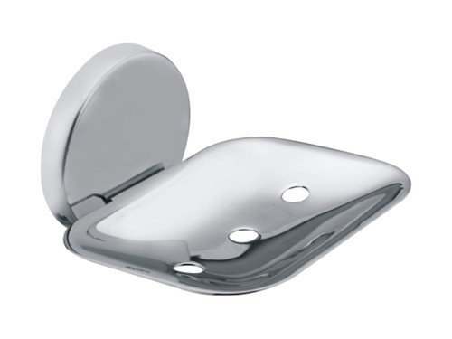 Heft 100% Stainless Steel Soap Dish / Soap Stand Case / Soap Holder Dish for Bathroom and Kitchen  available at amazon for Rs.310
