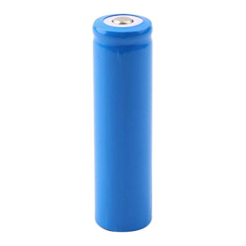 Preisvergleich Produktbild Langlebiger blauer Shell 18650 Li-Ion 5000mAh 3.7V Akku für LED-Taschenlampe-Taschenlampenbatterien