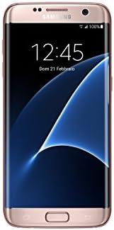 Samsung Galaxy S7 Edge SM-G935F 32GB 4G - Smartphone (SIM única, Android, NanoSIM, GSM, TD-SCDMA, UMTS, WCDMA, LTE), Oro rosado