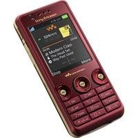 Walkman Datenkabel Sony (Sony Ericsson W660i Rose Red UMTS Handy)