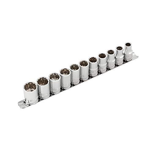 Breaker Lug Kit (STEELMAN 42127 1/2-Inch Drive 12-Point Metric Socket Set, 11-Piece)