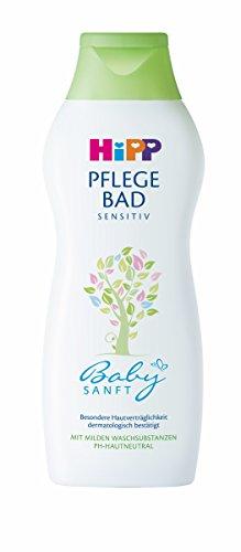 HiPP Babysanft Pflege-Bad, 1er Pack (1 x 350 ml)