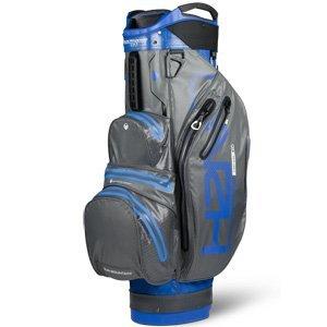 Sun Mountain SUM18HLC Sac de Golf Mixte Adulte, Cobalt/Gunmetal