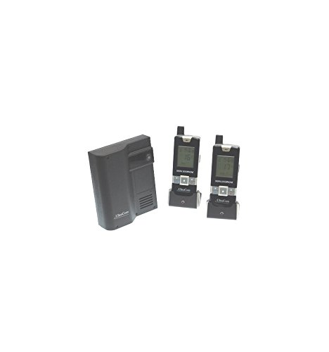 600M Wireless Intercom With 2 Handsets
