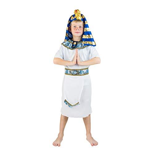 Bodysock® Ägyptisch Pharao Kostüm für Kinder (5-7 Jahre)