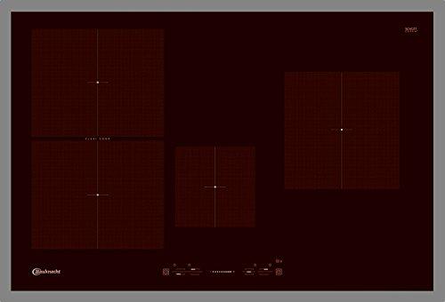 Bauknecht CTAI 6740FS IN Induktions-Kochfeld/4 Heizelemente/77 cm/ Touch Control / Edelstahl