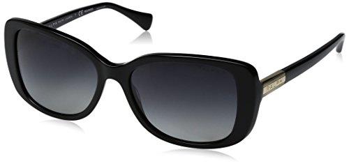 Ralph Lauren Ralph by Damen 0RA5223 1377T3 57 Sonnenbrille, Black/Greygradientpolarized