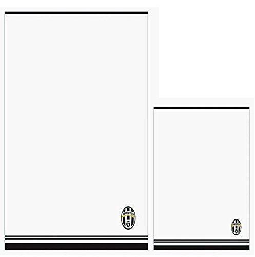 juventus-8907-020-2130-set-asciugamano-e-ospite-in-spugna-100-cotone-bianco-nero-100-x-60-x-1-cm