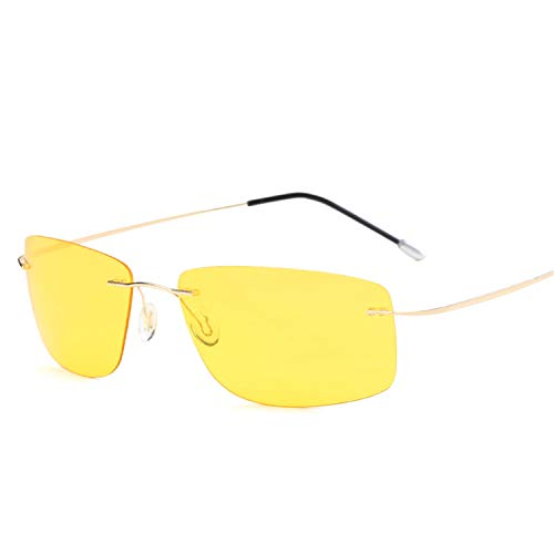 AOCCK Sonnenbrillen,Brillen, Polarized Men Anti-Glare Sunglasses Driving Eyewear Light Fishing Sun Glasses New Brand Designer High Quality UV400 C7