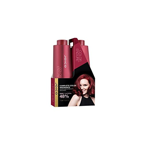 Joico Color Endure Shampoo Conditioner Liter 33.8Oz
