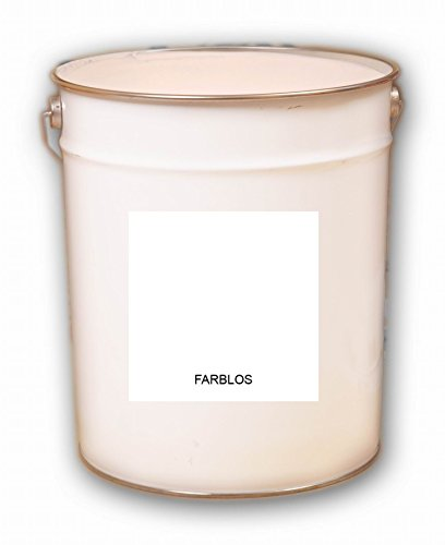 5 Liter farblos transparent Acryl Dachfarbe Dachanstrich Ziegelfarbe Dachbeschichtung Metalldach Blechdach Acrylat Basis
