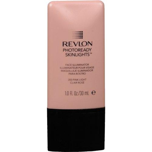 Revlon Photoready Skinlights Face Illuminator, Pink Light, 30ml