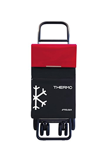 Rolser Carro Termo Fresh MF 4.2 Tour - Negro/Rojo