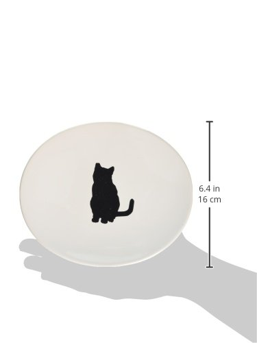 Trixie-Ceramic-Bowl-for-Cats-025-Litre-White-Pack-of-6