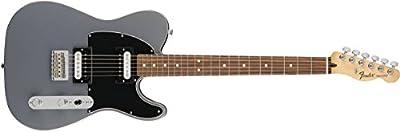 Fender Standard Telecaster HH (Ghost Silver)