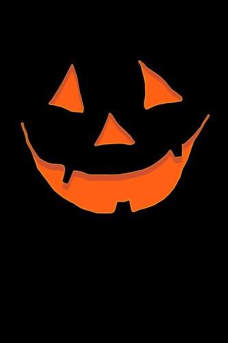 (Jack O' Lantern Notebook: Scary Halloween Jack O' Lantern Face College Ruled Journal)