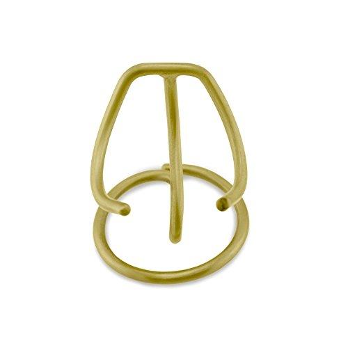 Cherished Urns Ständer für Erinnerungsstücke, für Erwachsene, gebürstetes Bronze (Asche Bücherregal)