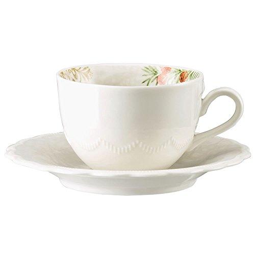 Hutschenreuther 02460-725692-14715 Paire Tasse Espresso Porcelaine, Multicolore, 14 x 14 x 8,7 cm
