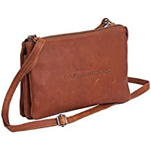 Sadie Schultertasche cognac The Chesterfield Brand